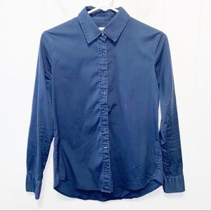 The Shirt Navy Blue Button Down Shirt